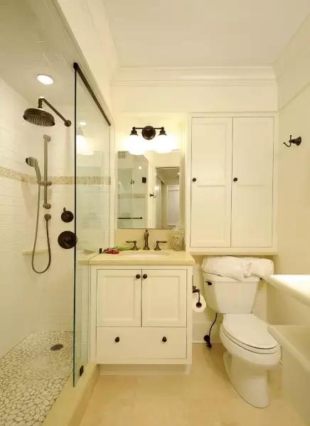 卫浴间没窗户 | 五招来帮忙