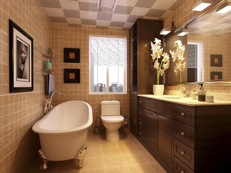 卫生间装修清洁有什么妙招?