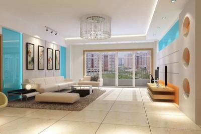 【生活家家居】想要风水变得好,客厅颜色得用对!