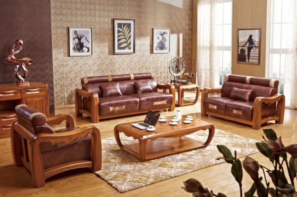 2016年各类家具品牌十大木质大收罗古龙家具图片