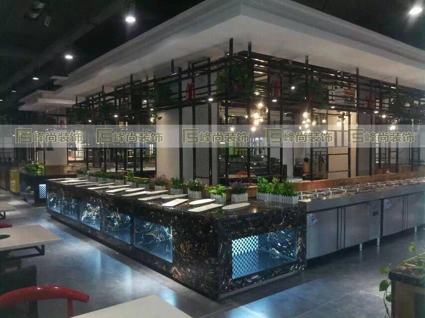 徐州睢宁加勒比自助餐厅