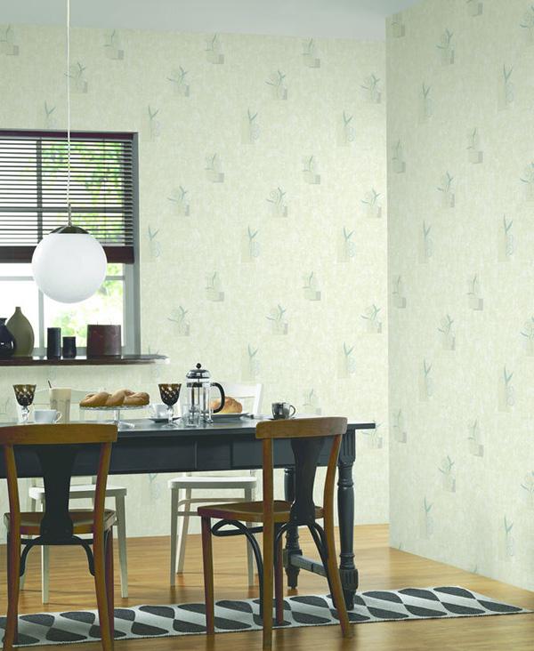 北欧风格墙纸墙布怎么样?北欧风格墙纸装修效果图图片