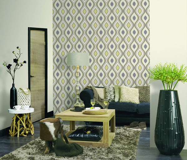 北欧风格墙纸墙布怎么样?北欧风格墙纸装修效果图