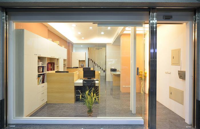 家居办公两用装修案例,打造不一样家居