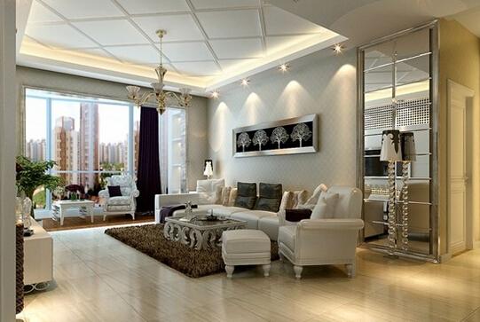 2016客厅吊顶个性化风格 如今年轻的一代已经长大成人,面临着买房装修,他们更趋向于一种追求个性的自我,为了适应时代的趋势,2016家装客厅吊顶也推出了个性化的风格。同样主要形式还是集成吊顶和石膏设计,集成吊顶可以定制不同的图案,甚至可以将自己的照片定制成为客厅吊顶的图案,石膏设计也同样可以个性化,任意的模型都能够让家装客厅吊顶设计体现个性自我。