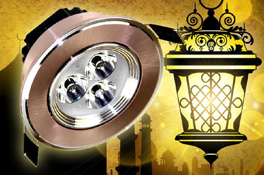 灯具选购:筒灯和射灯存在哪些区别