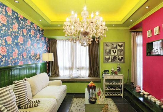 民族风装修案例分享 搭配出热情奔放的居室风情