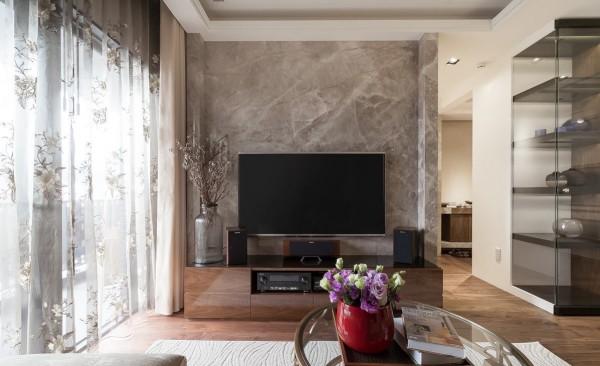 适合商务人士居住的一居室装修设计案例