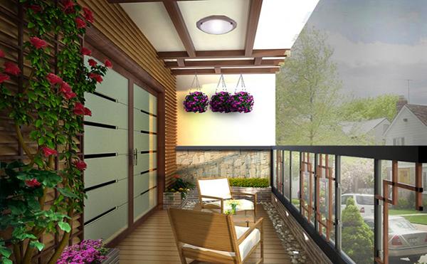 隔断阳台装饰设计技巧