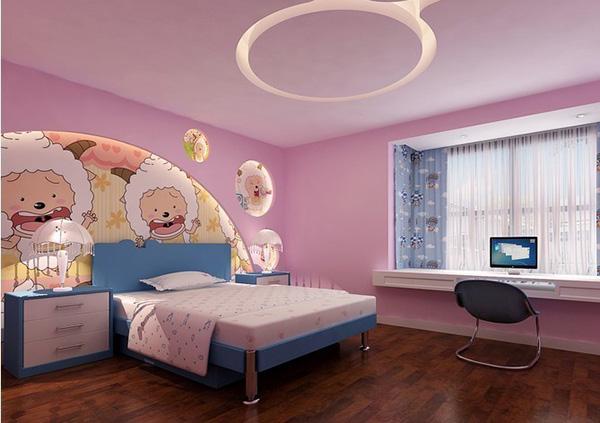 欧式风格儿童房装修设计要素