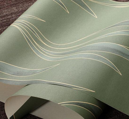 无纺布墙纸和PVC墙纸有区别 无纺布墙纸和PVC墙纸哪个好?