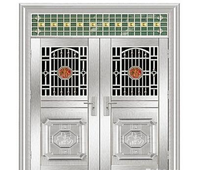 不锈钢防盗门多少钱一平方? 如何选购不锈钢防盗门