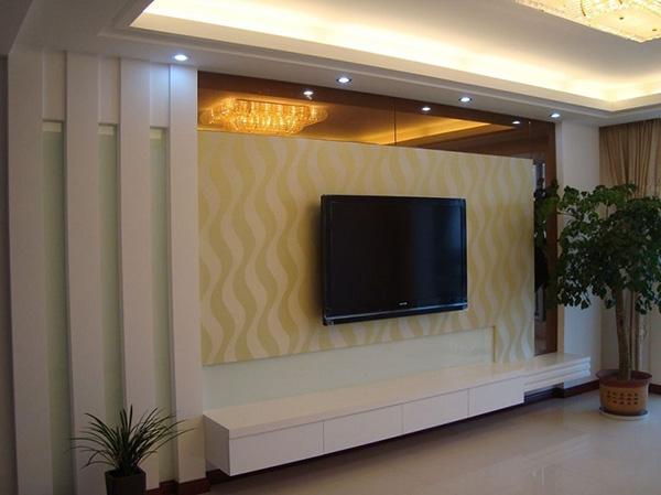 首页 装修攻略  空间装修 客厅装修 2016流行的电视背景墙装修效果图