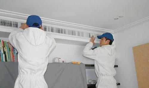 家用空调如何自己清洗?