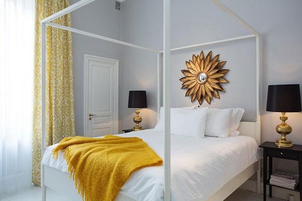 卧室的门颜色怎么搭配才好看?