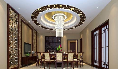 石膏板吊顶造型的五大风格介绍