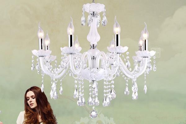 欧式水晶灯安装方法介绍