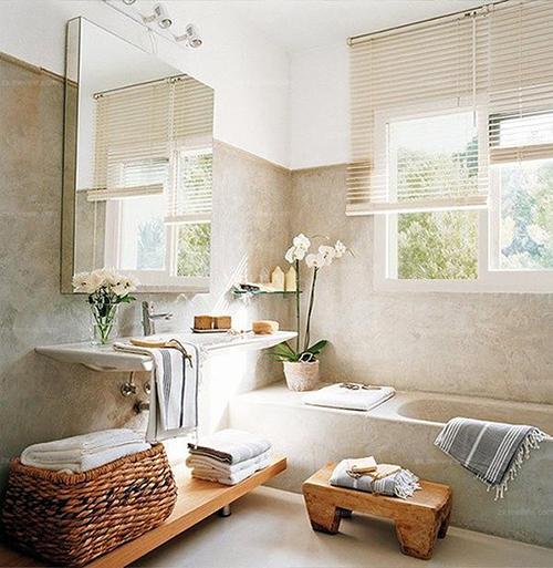 小浴室如何装修有哪些浴室装修效果图大全