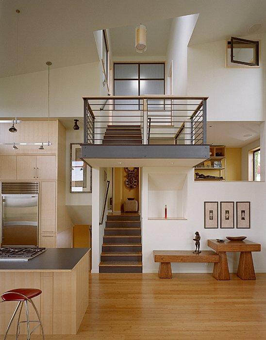 跃层式住宅好吗 跃层式住宅优缺点有哪些?图片