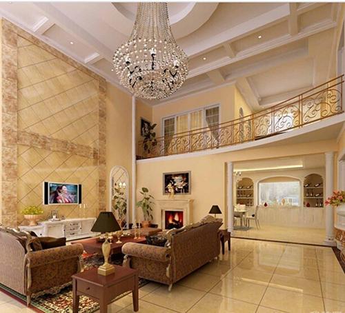 楼中楼客厅装修效果图欣赏