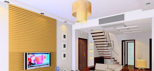 9款现代流行的楼中楼装修效果图
