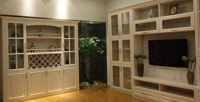 家用酒柜有哪些 家用酒柜装修效果图