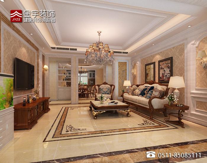尚海花园 欧式风格