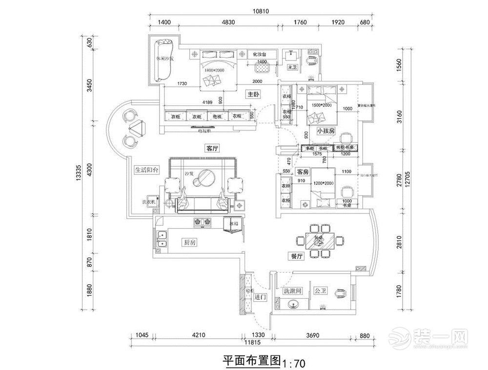 潇湘国际广场现代风格