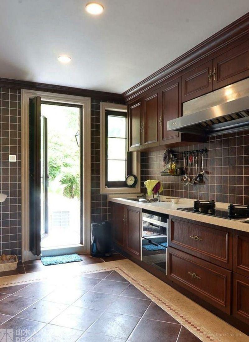 小阳台改厨房效果图_图片素材