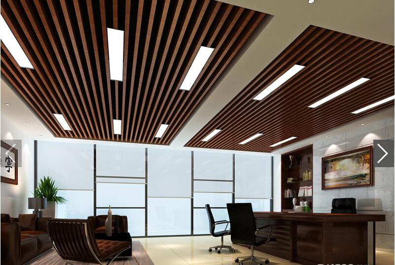 2016年老总办公室装修效果图大全