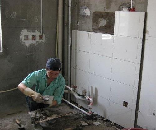 房屋裝修:泥瓦工要注意哪些方面?