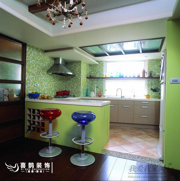 几套美丽的厨房吧台设计