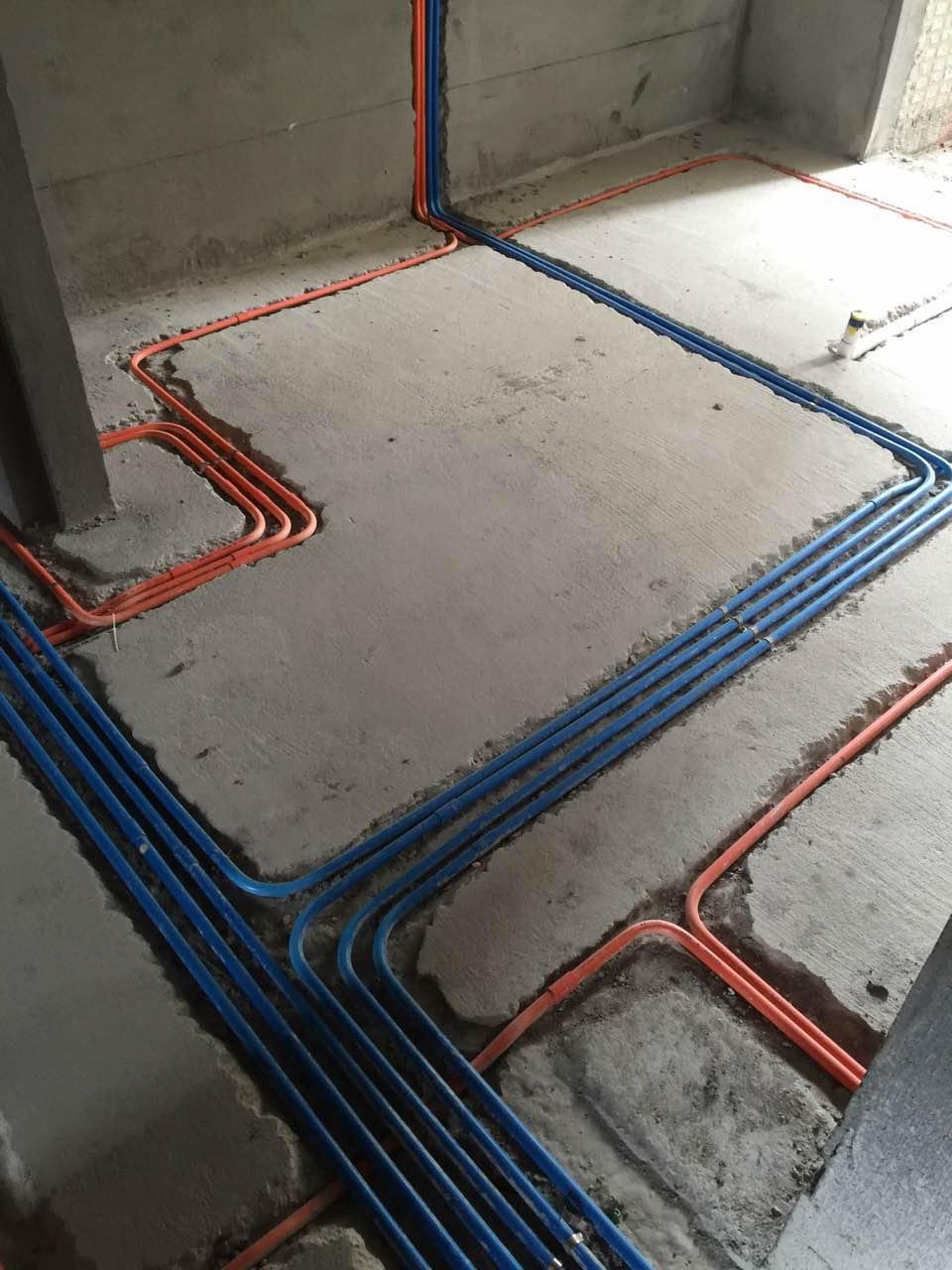 水电改造过程中要注意些事项