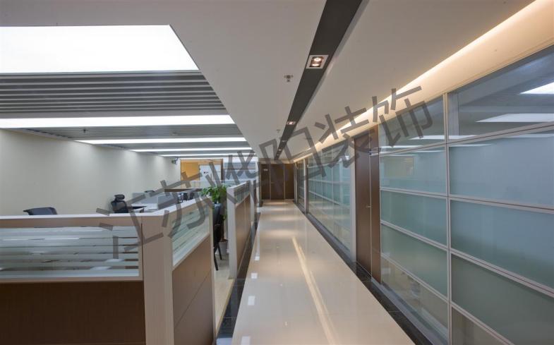 南通光电技术有限公司办公、厂房装修工程