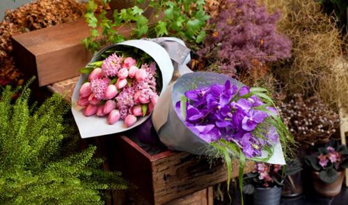 全球最美八大花店agnès b鲜花店装修效果图