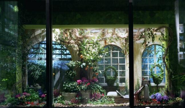 全球最美八大花店装修效果图欣赏