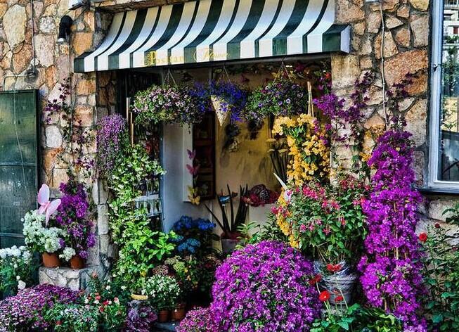 北欧风格清新舒适,给人一种自然舒适感。现在北欧风格在家居装修中非常的流行,那么如果把花店装修成北欧风格会是什么样子的呢?和小编一起来看看以下几幅北欧风格花店装修效果图就知道了。 北欧风格花店装修效果图  这个现代北欧风格花店,简约时尚,讲究个性和概念,你看不到满满的鲜花,却可以看到不一般的花艺,也许这就是概念性艺术吧! 北欧风格花店装修效果图  原生自然的花店店面装修,温馨原始、自然,能够吸引人。 北欧风格花店
