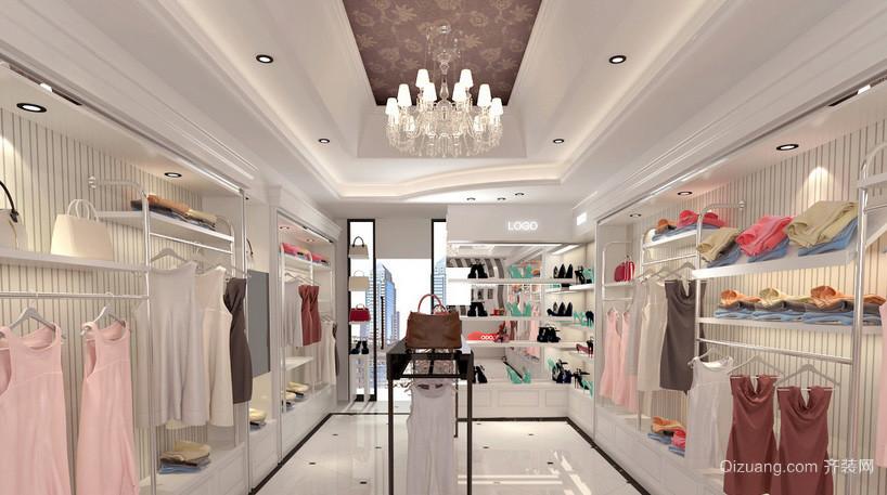 女服装店装修技巧:重点把握装修风格和细节