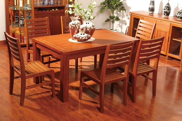 实木餐桌怎么保养?