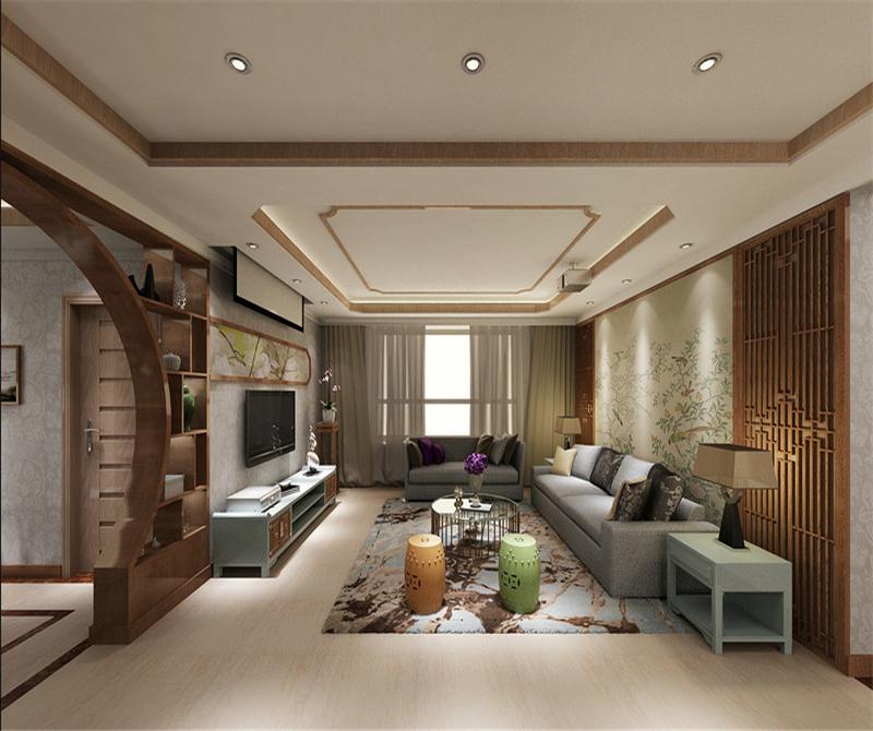 东洲家园-中式
