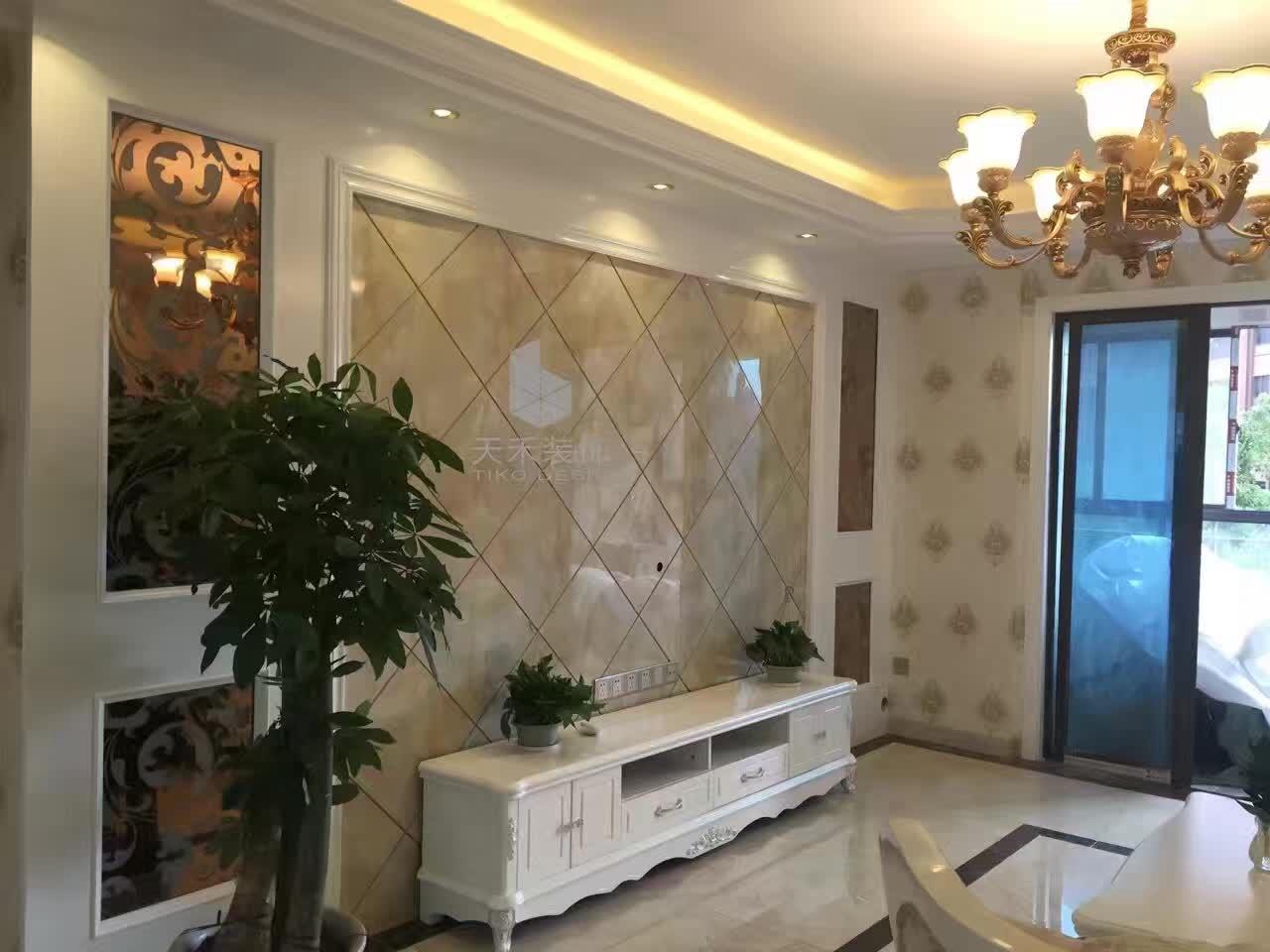 中海铂宫完工工地照片