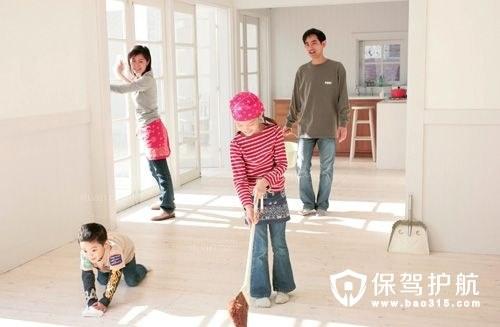 新房装修后如何保洁