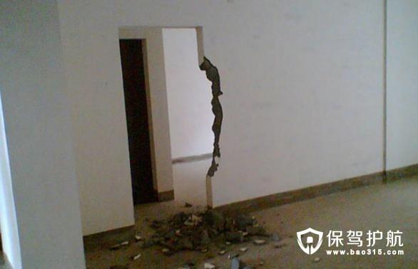 墙体拆改注意事项有哪些 如何正确处理?