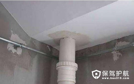 房屋漏水分析及屋面防水的做法
