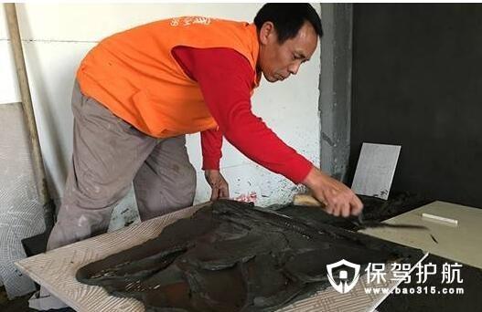 瓦工开工工艺及厨房防水施工步骤
