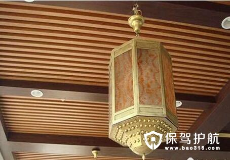 绿可木吊顶安装施工工艺和注意事项
