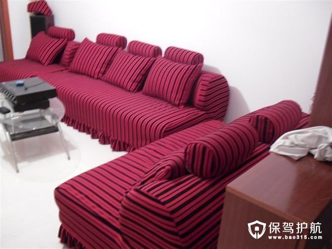 沙发套制作六大步骤
