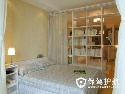 卧室常用的几种隔断材料,哪一种好?
