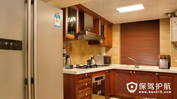 厨房设计8大要点