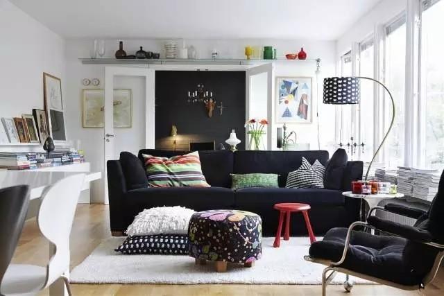 惊艳的100款客厅设计,赞不绝口 !